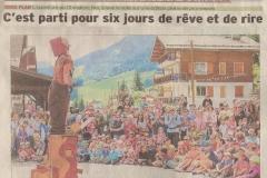 Le Grand bornand 24 aout 2014
