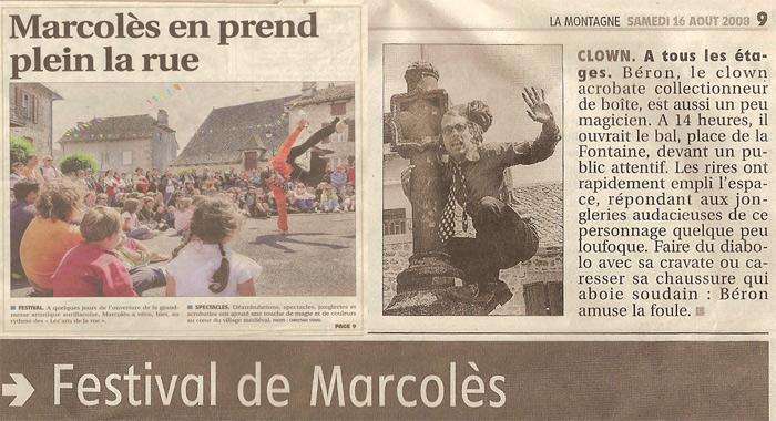 Arcticle-de-Presse Marcolès